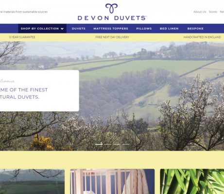 Devon Duvets